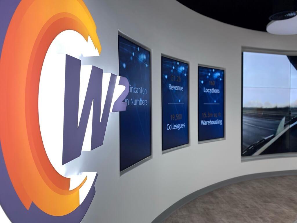 Wincanton's W2 Innovation Centre