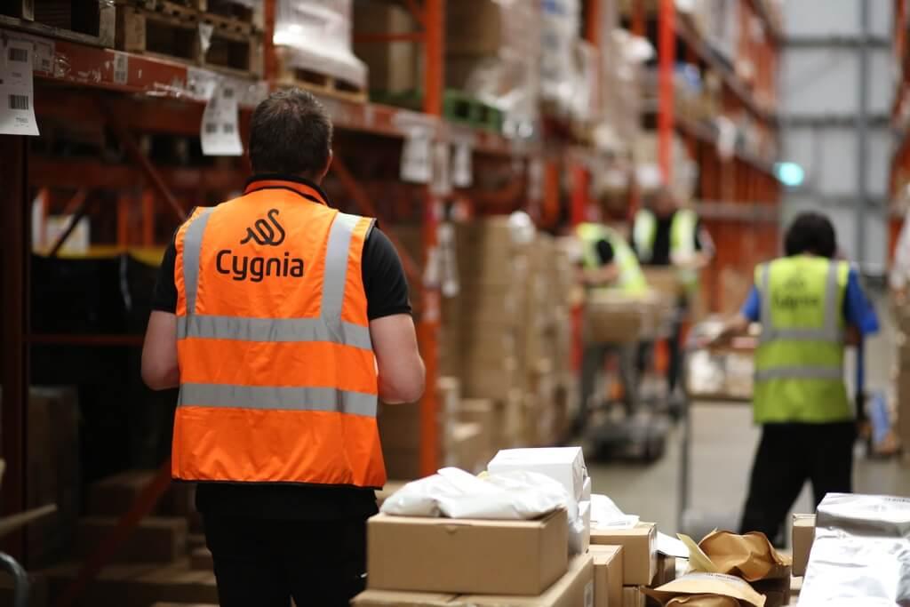 Wincanton Cygnia Acquisition ecommerce