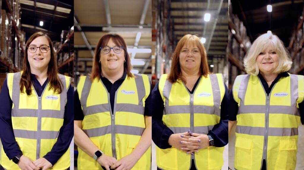 Wincanton Roper Rhodes Team Logistics Awards